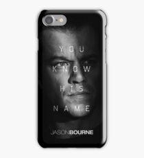 AGENT iPhone Case/Skin