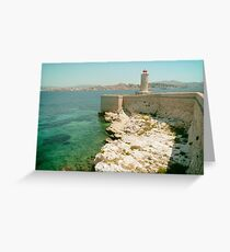Chateau d'If Greeting Card