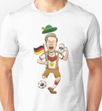 Germany is Four-time World Champion Unisex T-Shirt