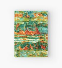 Tropical Fever Hardcover Journal
