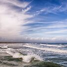North Sea Coast by Kasia-D
