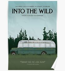 Into The Wild - Magic Bus Poster