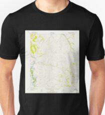 USGS TOPO Map Alaska AK Candle B-6 354771 1950 63360 T-Shirt
