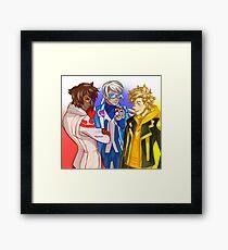 Pokemon GO!  Framed Print