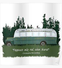 In die Wildnis - Bus 142 Poster