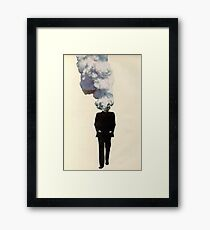 Loose Canon Framed Print
