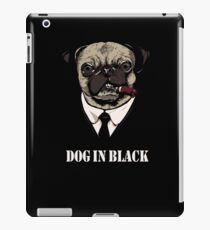 Dog In Black iPad Case/Skin