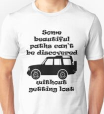 Discovery - Beautiful Paths Unisex T-Shirt
