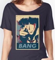 Bang - Spike Spiegel Women's Relaxed Fit T-Shirt