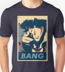 Bang - Spike Spiegel Unisex T-Shirt