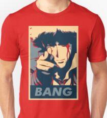 Bang - Spike Spiegel T-Shirt