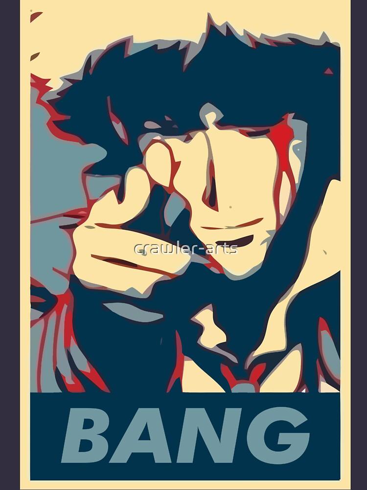 Bang - Spike Spiegel by crawler-arts