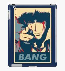 Bang - Spike Spiegel iPad Case/Skin