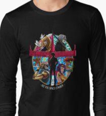 Cowboy bebop Long Sleeve T-Shirt
