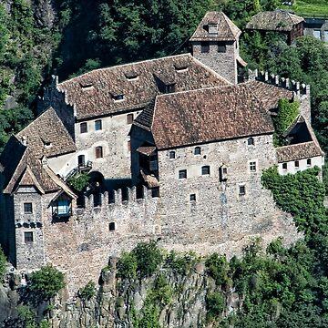 Schloss Runkelstein (Castello Roncolo), Bolzano/Bozen, Italy by leemcintyre