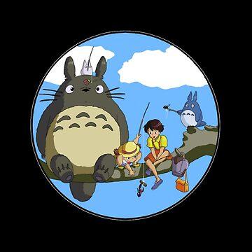 Totoro by Poke-Artist