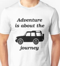 Discovery - The Journey Unisex T-Shirt