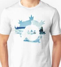 King's Rock - Gyarados Unisex T-Shirt