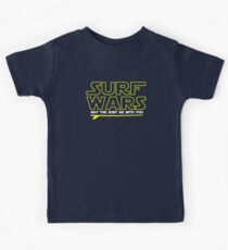 Surf Wars Kids Tee
