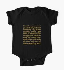 """It's still scary every time... """"Maya Angelou"""" Inspirational Quote Kids Clothes"""
