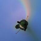 Rainbow home by maryevebramante