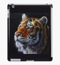 Seize The Fire - Tiger  iPad Case/Skin