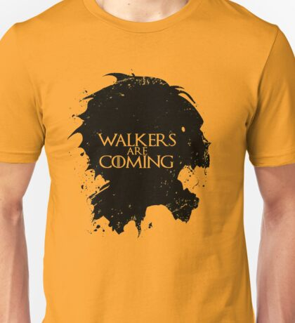 game of walking dead Unisex T-Shirt