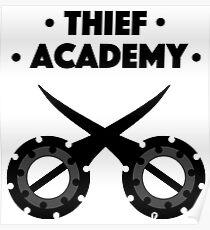 <FINAL FANTASY> Rikku's Thief Academy Poster