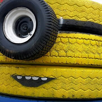 minion tires by mistressotdark