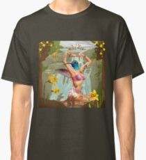 Hummingbird Wings Classic T-Shirt