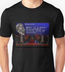 Castlevania - Miserable little pile of secrets T-Shirt