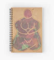 Storyteller Goddes Spiral Notebook