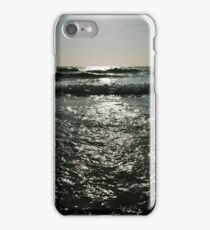 Sunset Reflecting Over Water iPhone Case/Skin