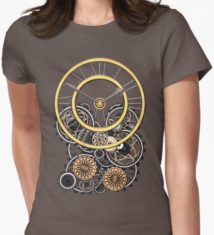Stylish Vintage Steampunk Timepiece Steampunk T-Shirts T-Shirt