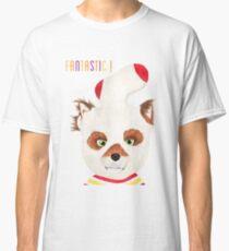Fantastic Mr Fox ASH fox print Classic T-Shirt