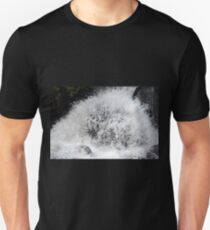 Water Explosion Unisex T-Shirt