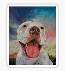 Pitbull Sticker