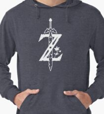 Zelda: Breath of the Wild Shirt Lightweight Hoodie