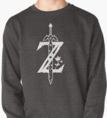 Zelda: Breath of the Wild Shirt Pullover