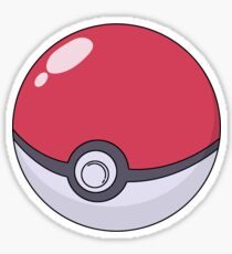 Pokeball Sticker Sticker