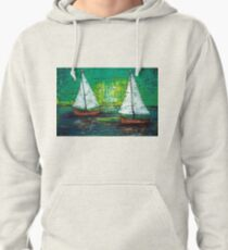 Sail Away With Me Pullover Hoodie
