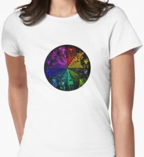 Homestuck Zodiac Womens Fitted T-Shirt