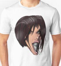 fletschen Unisex T-Shirt