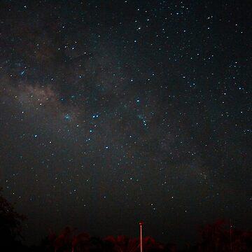 Milky Way by NomarLugo