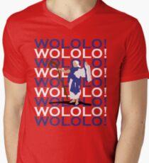 MONK! Men's V-Neck T-Shirt