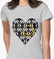 I love Sherlock Womens Fitted T-Shirt