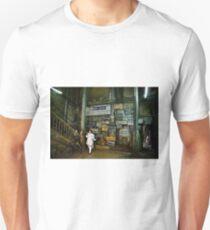 A Lobby in Mumbai Unisex T-Shirt