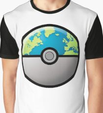 Earth ball Graphic T-Shirt