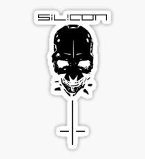 BLAME! - Silicon (Black) Sticker
