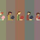 Lumber Ladies Read by Hafuboti